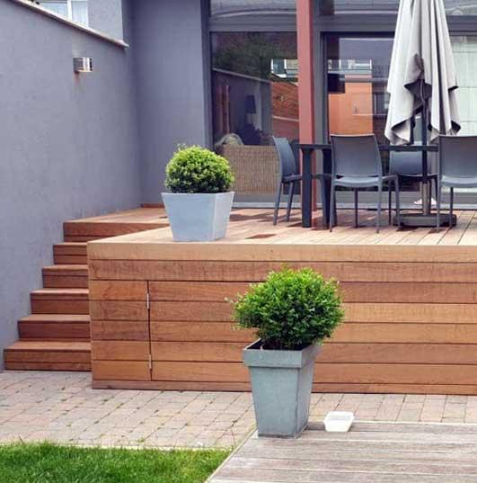 terrasse liege